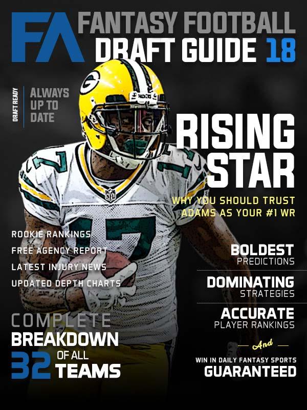 free fantasy football draft guide