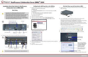 polycom rmx 2000 hardware guide