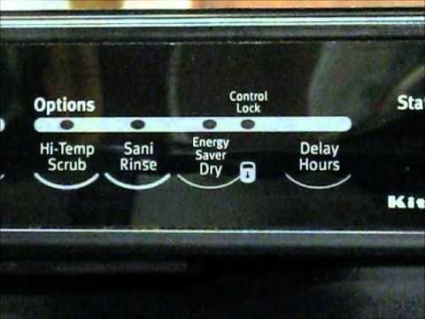 kenmore elite dishwasher troubleshooting guide