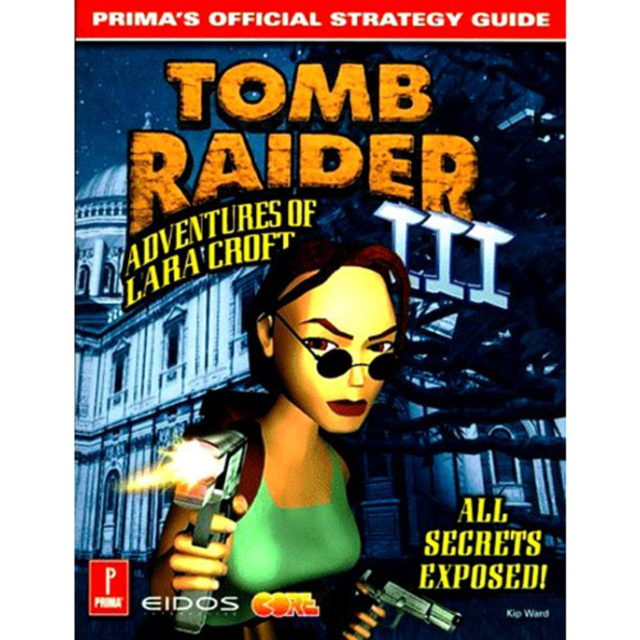 tomb raider strategy guide download