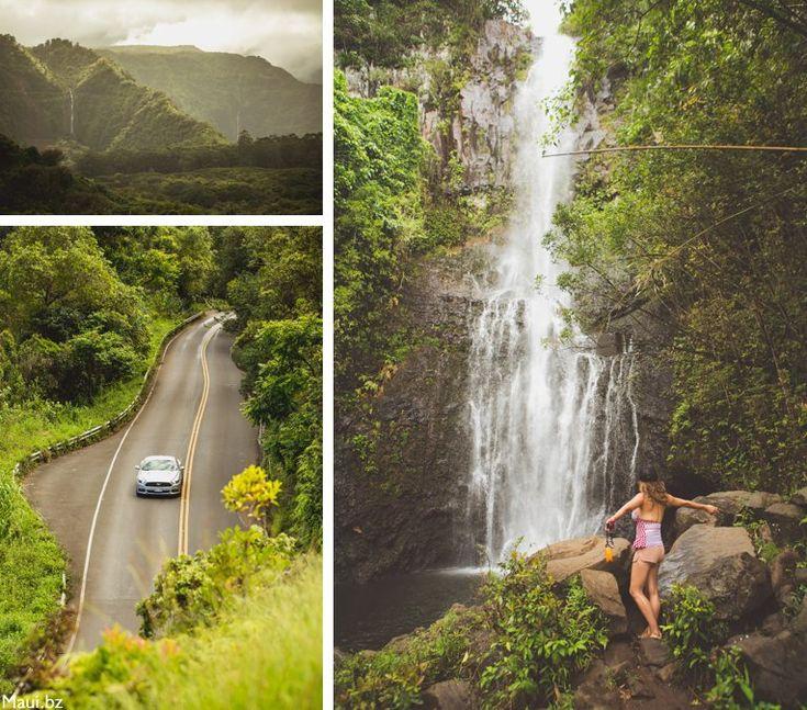 hawaii guide road to hana