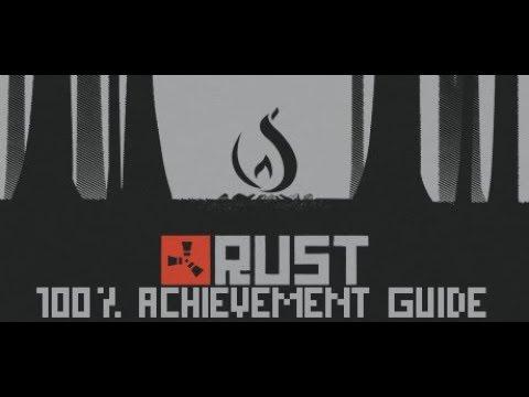 rust 100 percent guide achievements