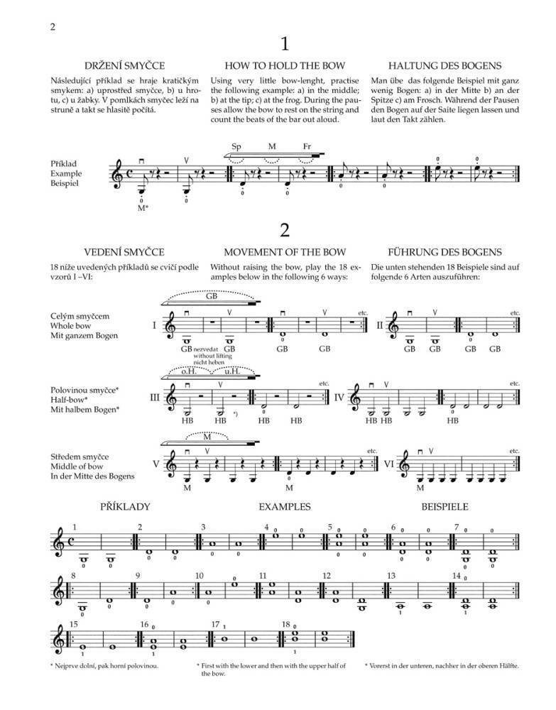 guide to orchestral bowings book