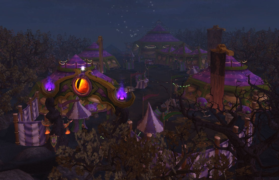 darkmoon faire reputation guide wotlk