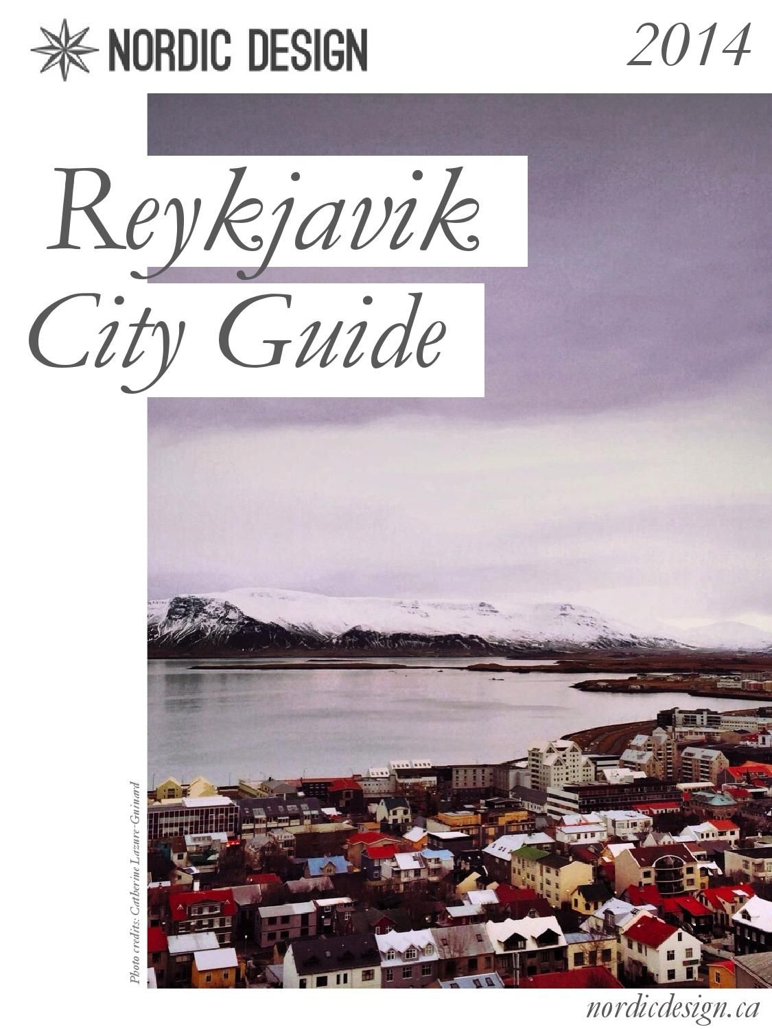 nordic visitor iceland road guide