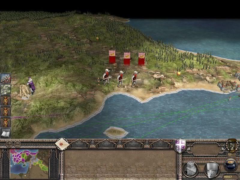 medieval total war 2 byzantine guide