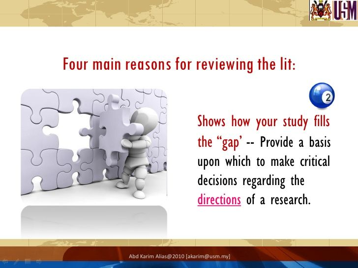 utas guide to writing a literature review