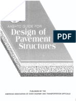 aashto roadside design guide chapter 9