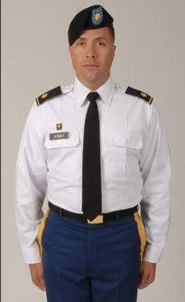 army class a uniform setup guide