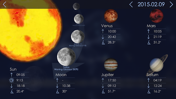 star walk 2 sky guide apk