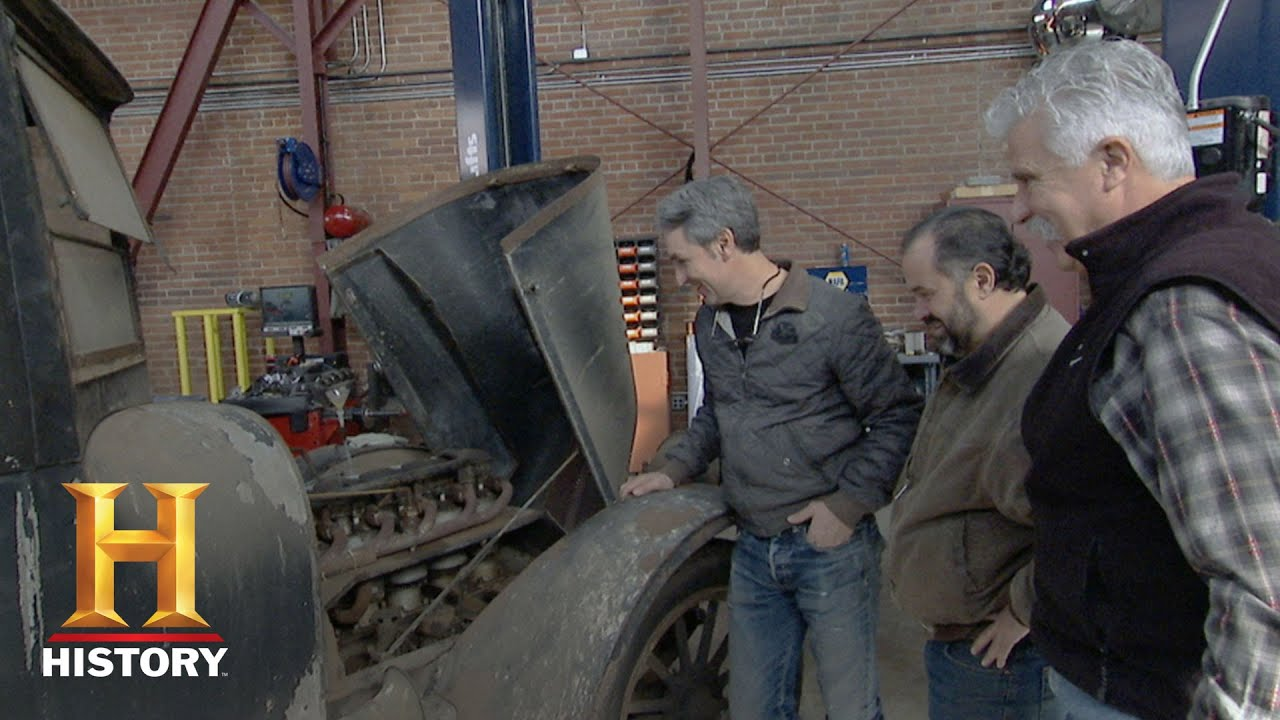 american pickers season 8 episode guide
