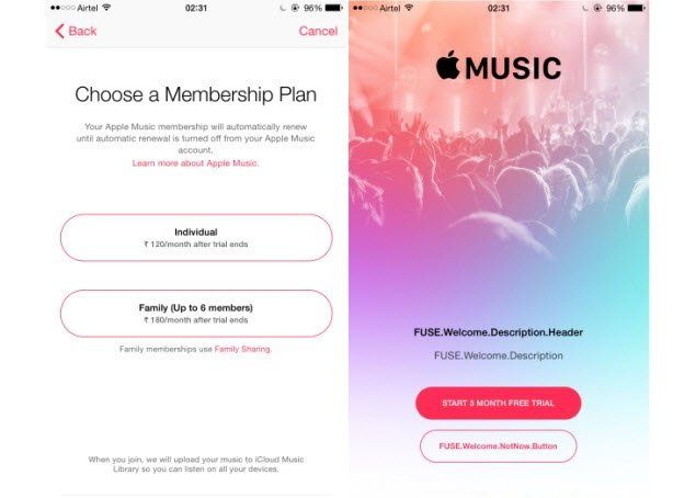apple music family sharing guide