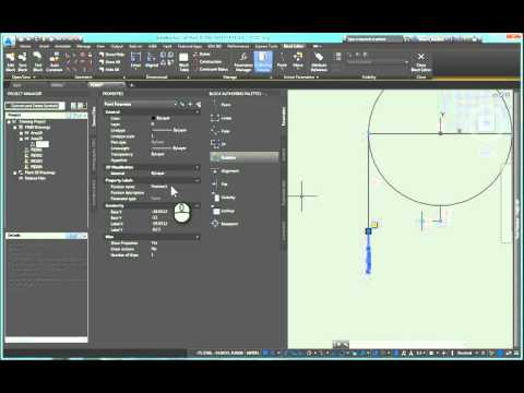 autocad how to add guiding points