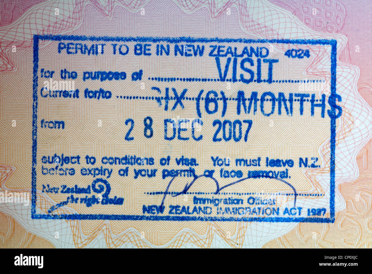 new zealand photo passport guide