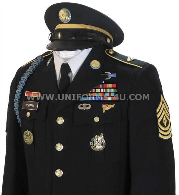 army class b uniform guide