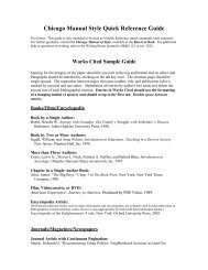 chicago style citation quick guide pdf