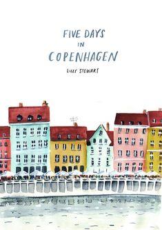 copenhagen travel guide 3 days