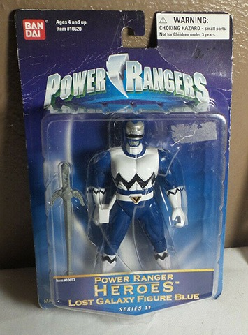 power rangers heroes toy guide