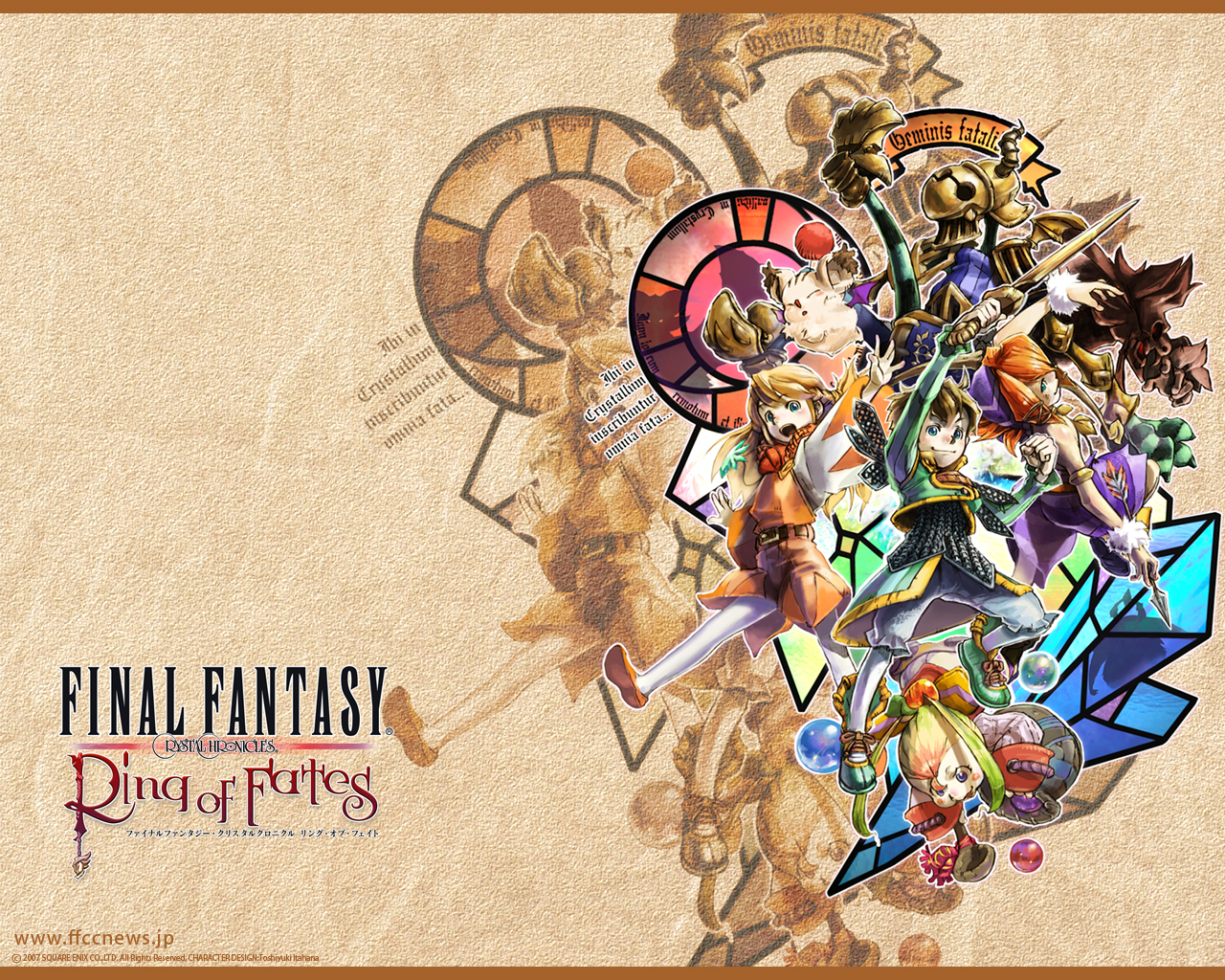 final fantasy crystal chronicles character creation guide wiki