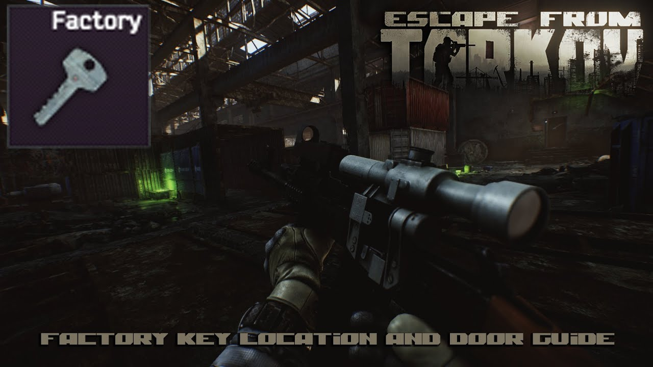 escape from tarkov keys guide