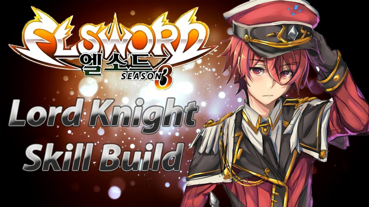 elsword lord knight pve guide
