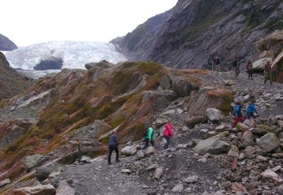 franz josef glacier walk without guide