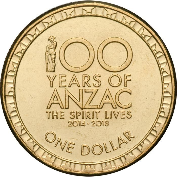 girl guides one dollar coin value