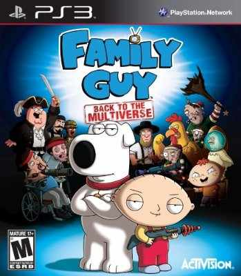 family guy back to the multiverse trophy guide
