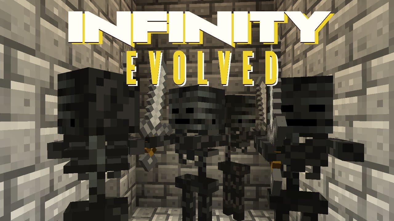ftb infinity evolved guide mod