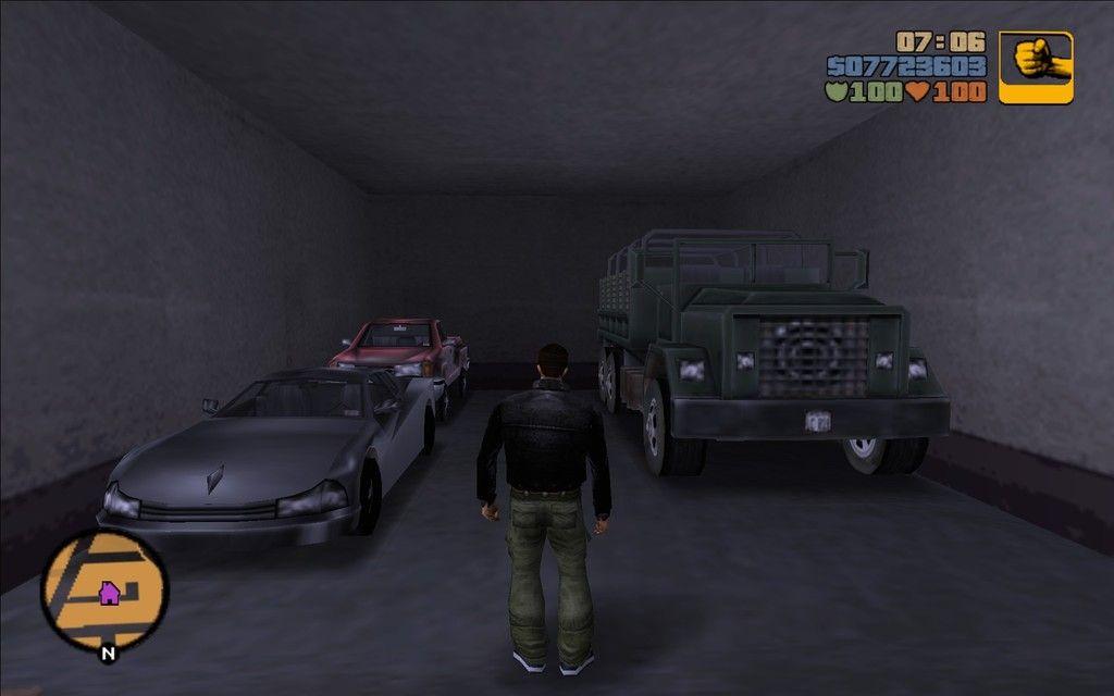gta iii special vehicle guide
