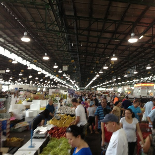 guide to flemington market sydney