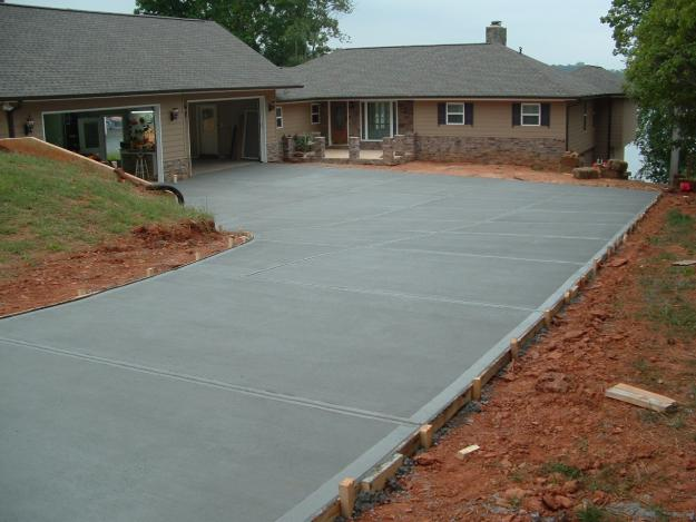 guide to residential concrete construction
