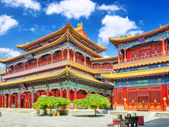 lama temple travel china guide