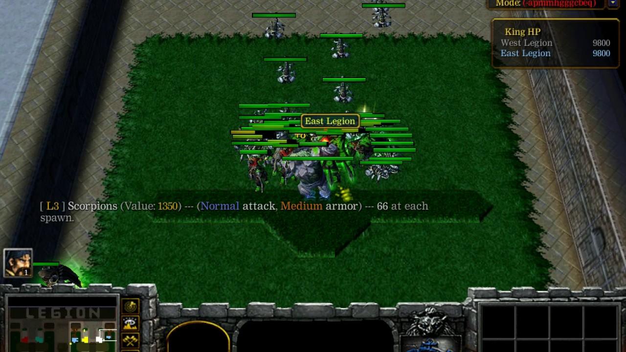 legion td mega 3.5 x10 guide