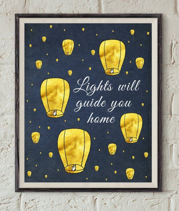 lights will guide to fix you