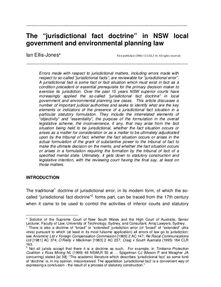 local government planning law guide