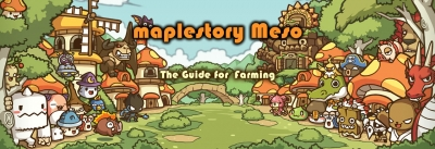 maplestory meso making guide 2017
