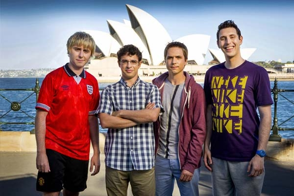 melbourne tv guide ourguide 11.50 the inbetweeners