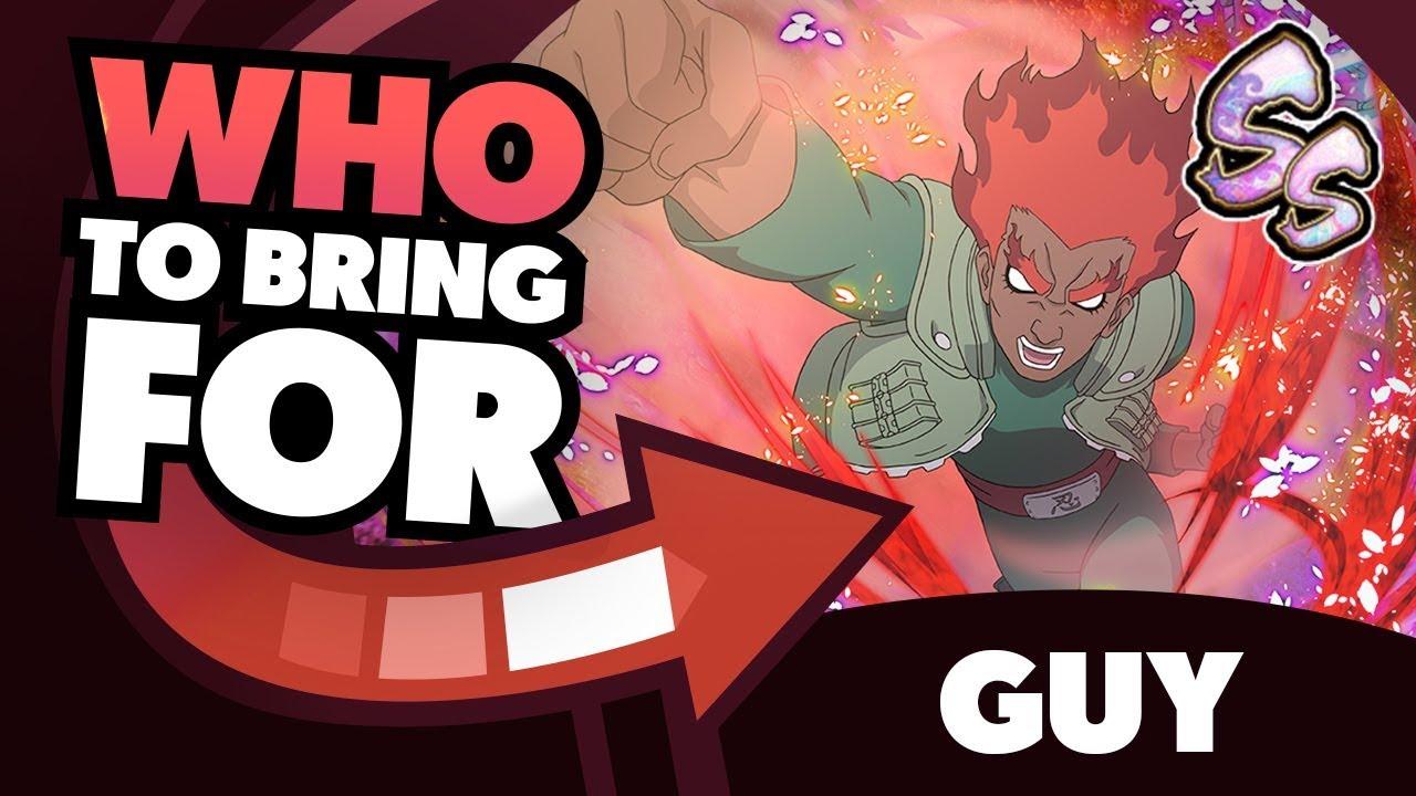 newbie guide to naruto blazing