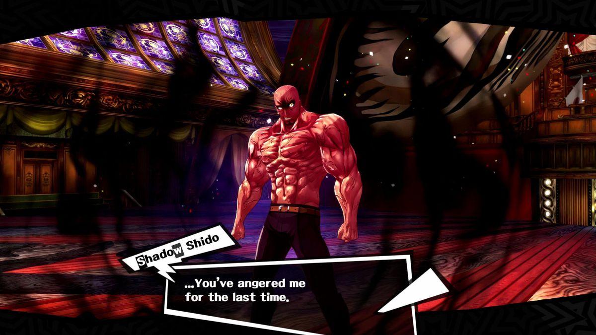 persona 5 shido boss guide