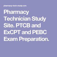 pharmacy technician study guide free