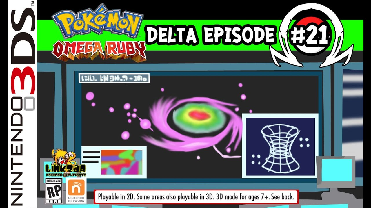 pokemon omega rubin delta episode guide