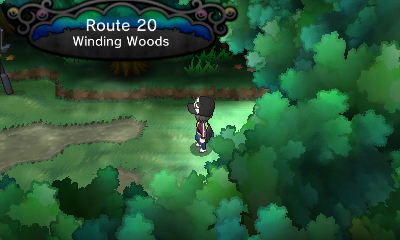 pokemon xy route 20 guide