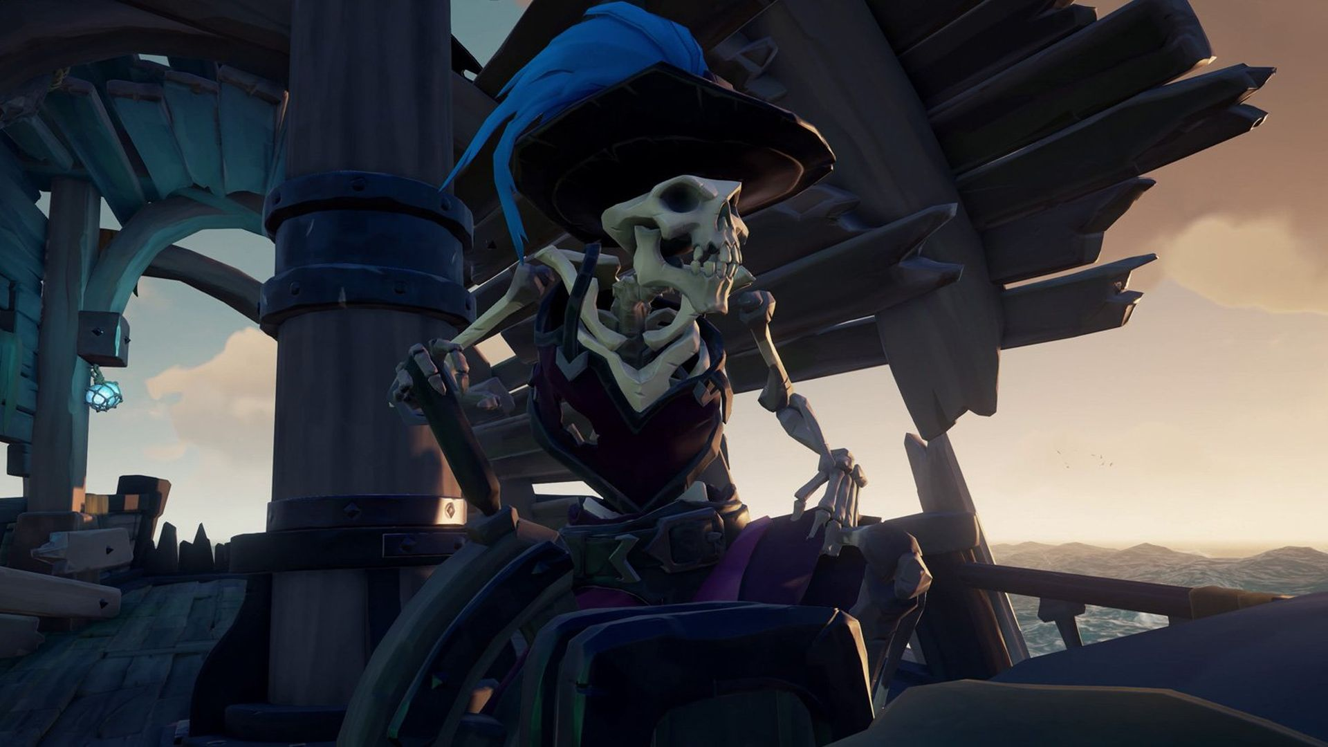 sea of thieves legendary pirate guide
