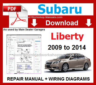 suburu liberty 2001 price guide