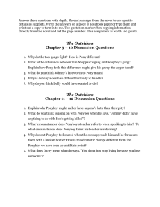 the outsiders study guide chapters 10 12