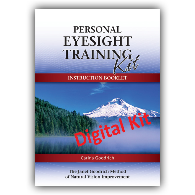 the practical guide to natural vision improvement by carina goodrich