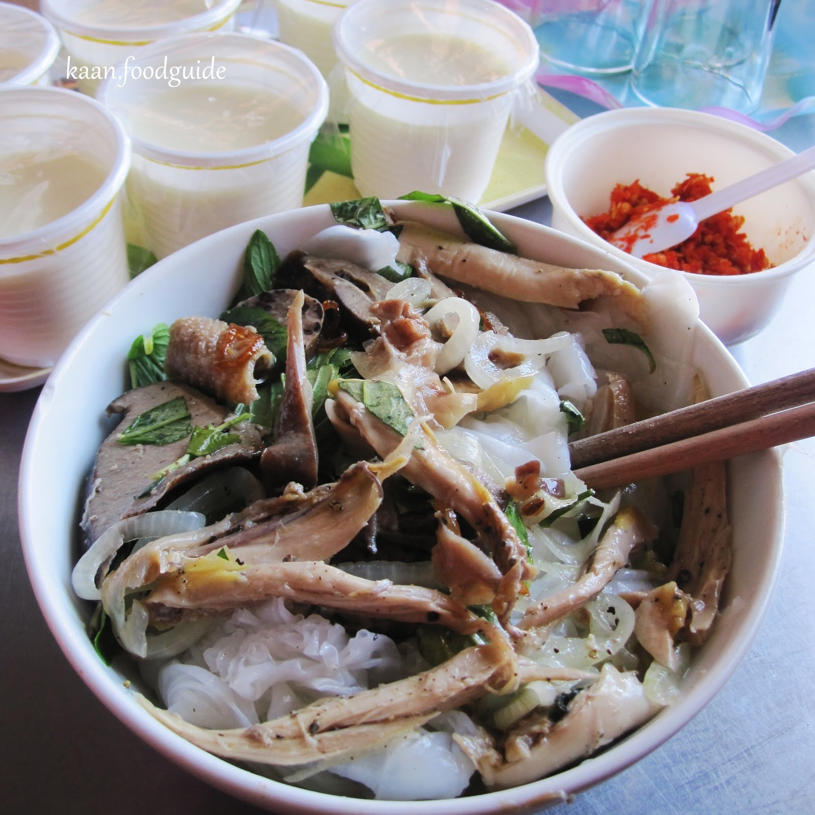 travel guides vietnam chicken feet