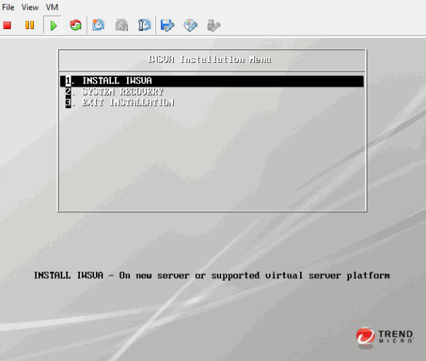 trend micro interscan web security virtual appliance installation guide