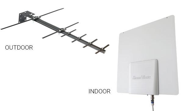 tv guide for regular antenna tv